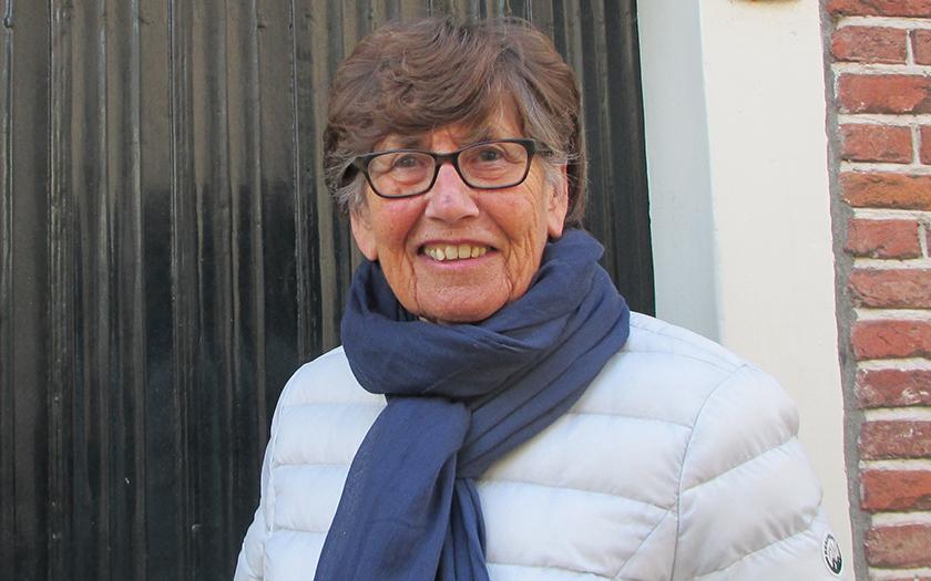 Portret Elly Heerschap